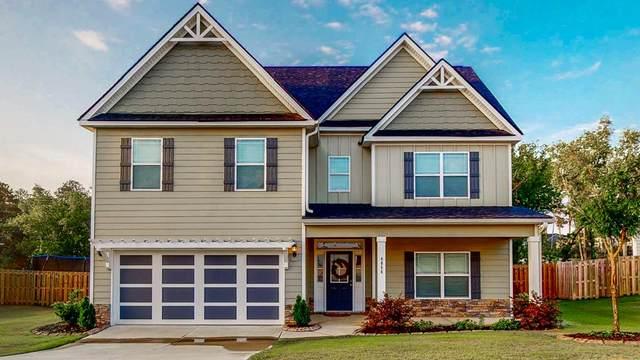 4866 Tanner Oaks Drive, Evans, GA 30809 (MLS #455625) :: REMAX Reinvented | Natalie Poteete Team