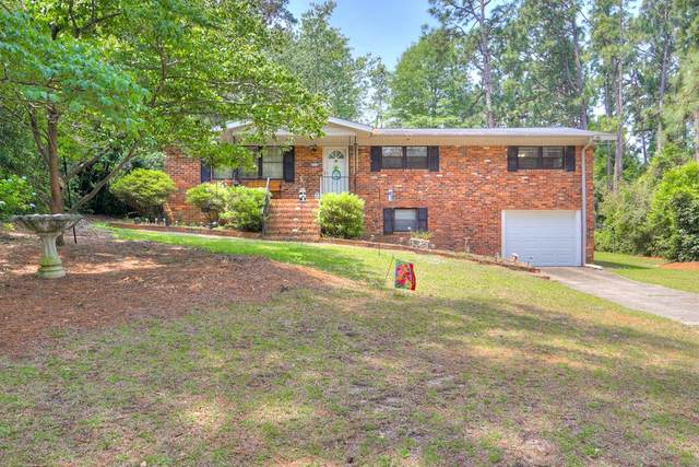 309 Gilmore Avenue, North Augusta, SC 29841 (MLS #455626) :: Young & Partners