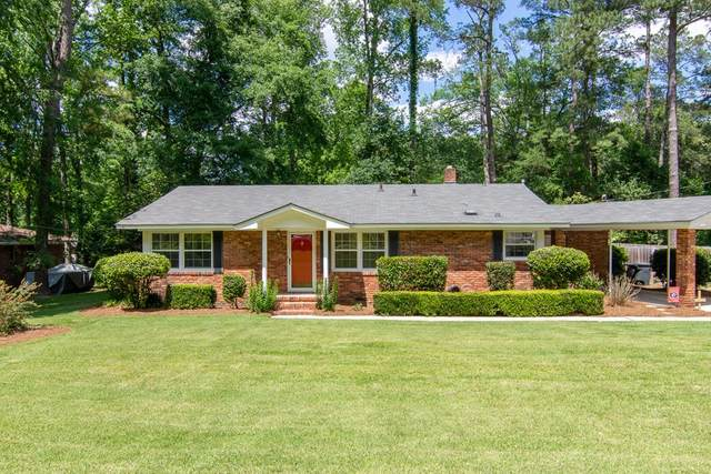 533 Tanager Road, North Augusta, SC 29841 (MLS #455642) :: REMAX Reinvented | Natalie Poteete Team