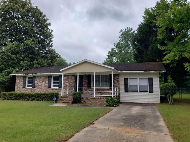 1032 Fairlane Drive, Louisville, GA 30434 (MLS #455649) :: Young & Partners