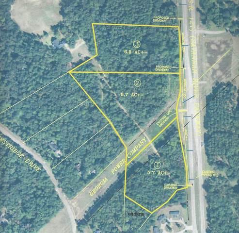 0 Hwy 25, Waynesboro, GA 30830 (MLS #455673) :: Melton Realty Partners