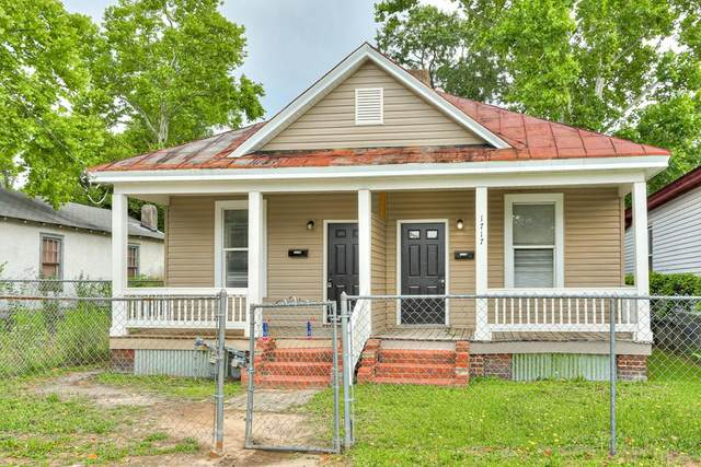 1717 Starnes Street, Augusta, GA 30904 (MLS #455720) :: Better Homes and Gardens Real Estate Executive Partners