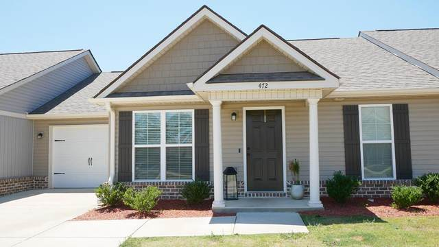 472 Tarsel Court, Aiken, SC 29801 (MLS #455728) :: Better Homes and Gardens Real Estate Executive Partners