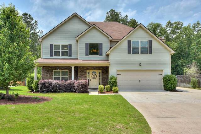 1013 Bubbling Springs Drive, Graniteville, SC 29829 (MLS #455731) :: Young & Partners