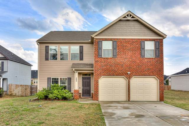 408 Fioli Circle, Graniteville, SC 29829 (MLS #455738) :: Shannon Rollings Real Estate
