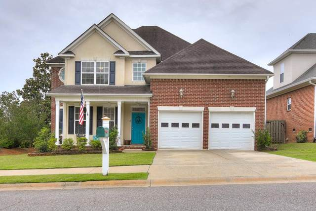 601 Cornerstone Place, Evans, GA 30809 (MLS #455746) :: Shannon Rollings Real Estate