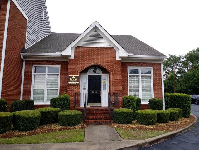 1232 Augusta West Parkway, Augusta, GA 30909 (MLS #455787) :: Shannon Rollings Real Estate