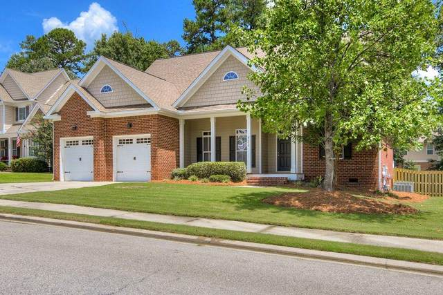 422 Armstrong Way, Evans, GA 30809 (MLS #455804) :: Shannon Rollings Real Estate