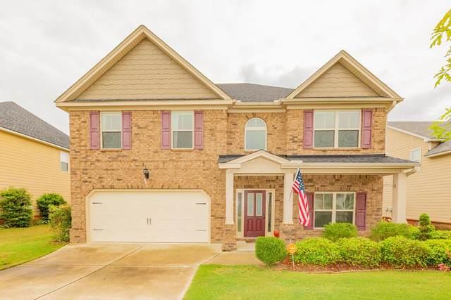 768 Bridgewater Lane, Evans, GA 30809 (MLS #455809) :: Shannon Rollings Real Estate