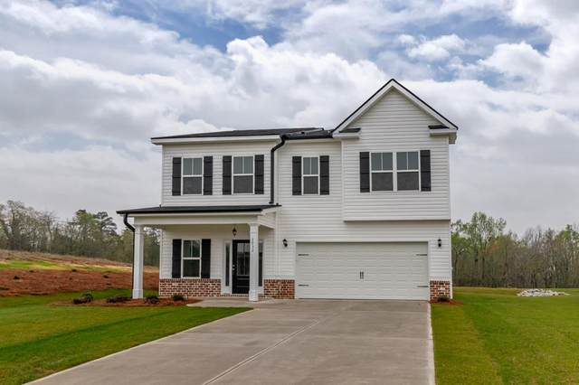 1125 George W. Crawford Drive, Augusta, GA 30909 (MLS #455816) :: Young & Partners