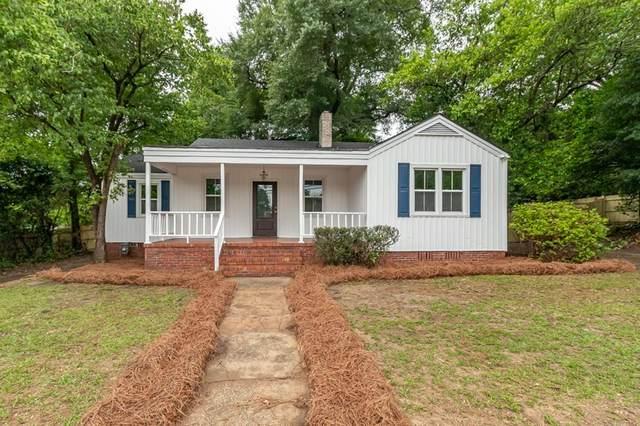2030 Wrightsboro Road, Augusta, GA 30904 (MLS #455840) :: Young & Partners