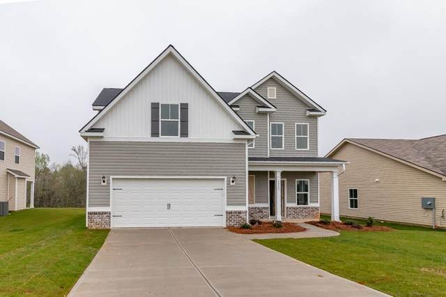 1128 George W. Crawford Drive, Augusta, GA 30909 (MLS #455841) :: RE/MAX River Realty