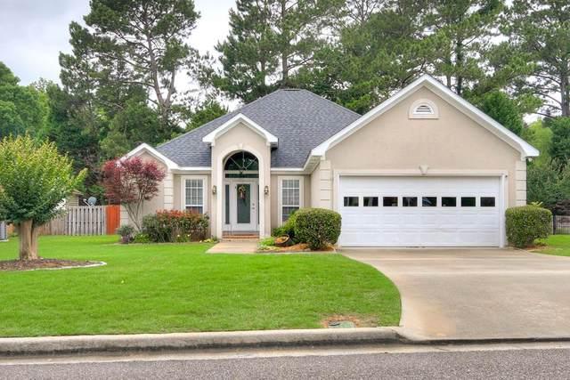 563 Live Oak Court, Martinez, GA 30907 (MLS #455854) :: Southeastern Residential