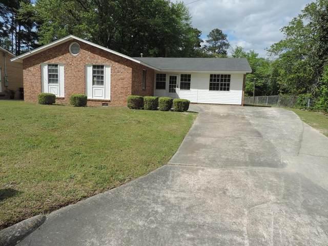 3121 Bellemeade Drive, Augusta, GA 30906 (MLS #455862) :: Young & Partners