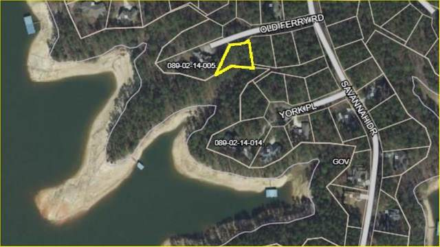 6-14 Old Ferry Road, McCormick, SC 29835 (MLS #455870) :: Southeastern Residential