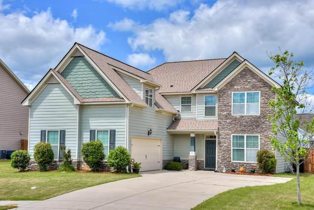 111 Fred Court, Grovetown, GA 30813 (MLS #455871) :: REMAX Reinvented | Natalie Poteete Team