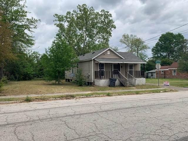 1965 Ellis Street, Augusta, GA 30904 (MLS #455893) :: REMAX Reinvented | Natalie Poteete Team