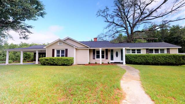 708 S Main Street, Davisboro, GA 31018 (MLS #455909) :: Southeastern Residential