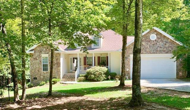205 Twilight Lane, McCormick, SC 29835 (MLS #455917) :: Shannon Rollings Real Estate