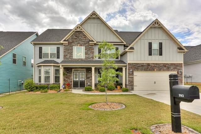393 Bella Rose Drive, Evans, GA 30809 (MLS #455927) :: REMAX Reinvented | Natalie Poteete Team