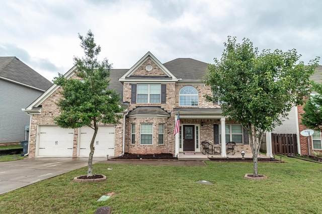 2077 Willhaven Drive, Augusta, GA 30909 (MLS #455929) :: Young & Partners