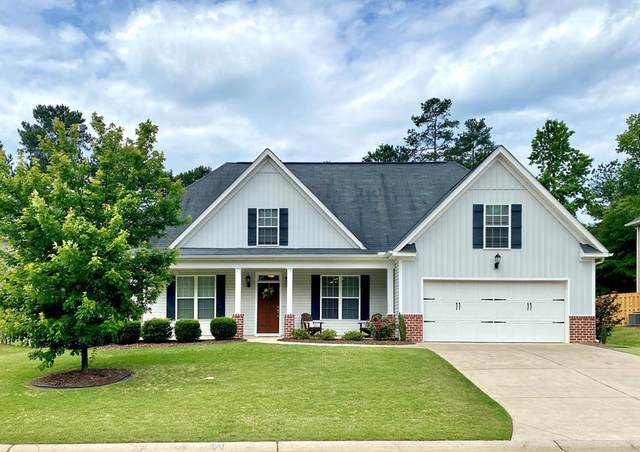 4024 Ellington Drive, Grovetown, GA 30813 (MLS #455931) :: Melton Realty Partners