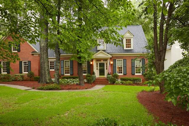 3588 Pebble Beach Drive, Martinez, GA 30907 (MLS #455933) :: REMAX Reinvented | Natalie Poteete Team