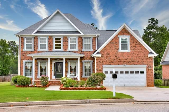 1124 Brighton Drive, Evans, GA 30809 (MLS #455938) :: REMAX Reinvented | Natalie Poteete Team