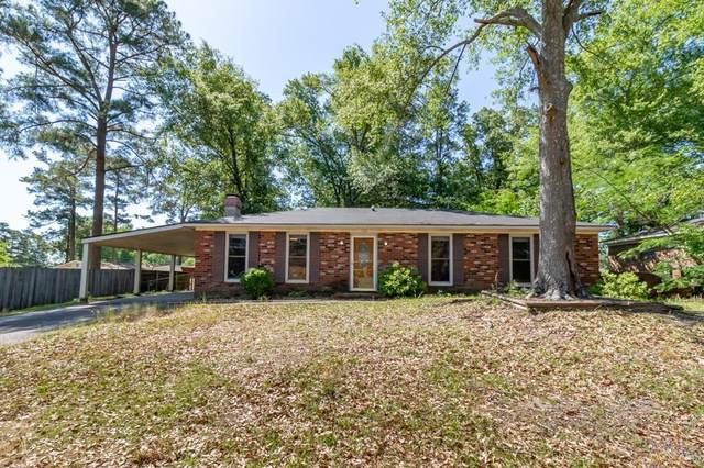 522 Gray Drive, Martinez, GA 30907 (MLS #455939) :: REMAX Reinvented | Natalie Poteete Team