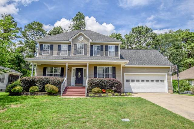 326 Bedford Place, Aiken, SC 29803 (MLS #455941) :: Better Homes and Gardens Real Estate Executive Partners