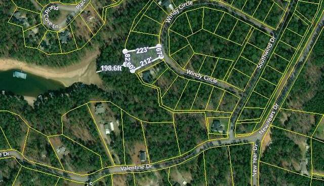 L9 B7 Windy Circle, McCormick, SC 29835 (MLS #455946) :: Shannon Rollings Real Estate