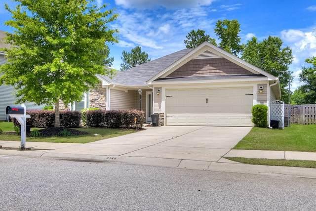 3144 Alexandria Drive, Grovetown, GA 30813 (MLS #455950) :: Shannon Rollings Real Estate