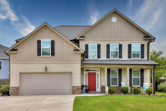 1217 Absolon Court, Grovetown, GA 30813 (MLS #455963) :: Melton Realty Partners