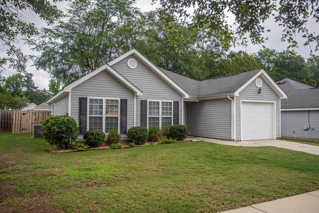 138 Rockrose Drive, North Augusta, SC 29860 (MLS #455978) :: Shannon Rollings Real Estate