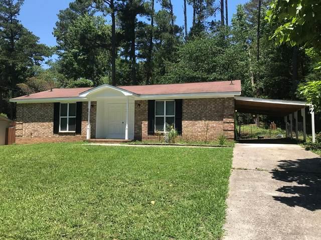 4086 Harden Street, Martinez, GA 30907 (MLS #455980) :: Shannon Rollings Real Estate