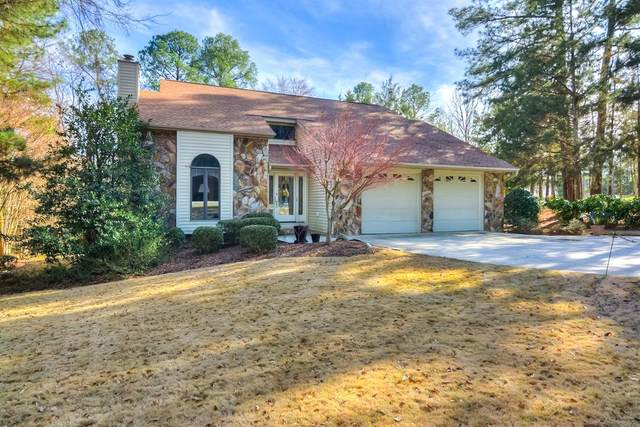 127 St. Andrews Lane, McCormick, SC 29835 (MLS #455987) :: Shannon Rollings Real Estate