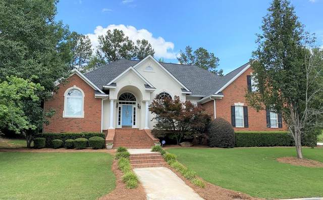 3493 Rhodes Hill Drive, Martinez, GA 30907 (MLS #456000) :: Better Homes and Gardens Real Estate Executive Partners