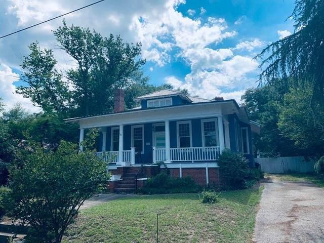 1521 Stovall Street, Augusta, GA 30904 (MLS #456016) :: Shannon Rollings Real Estate