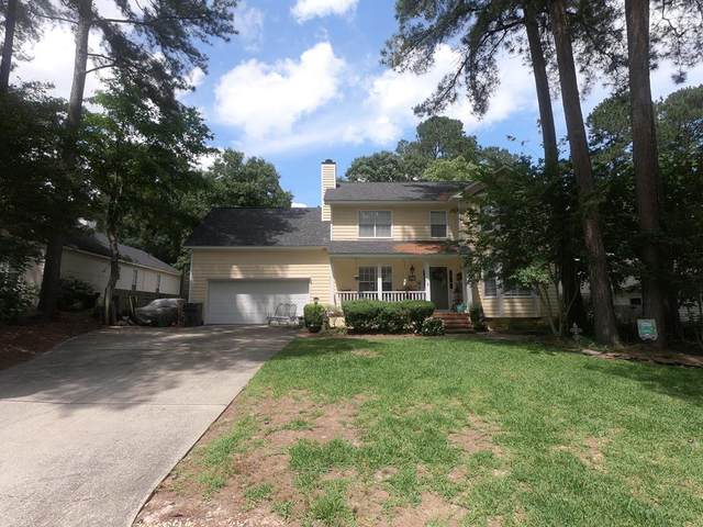881 Chase Drive, Evans, GA 30809 (MLS #456027) :: Shannon Rollings Real Estate
