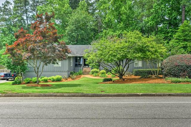 3570 Pebble Beach Drive, Martinez, GA 30907 (MLS #456037) :: Shannon Rollings Real Estate