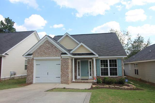 4510 Jessie Road, Martinez, GA 30907 (MLS #456040) :: Better Homes and Gardens Real Estate Executive Partners