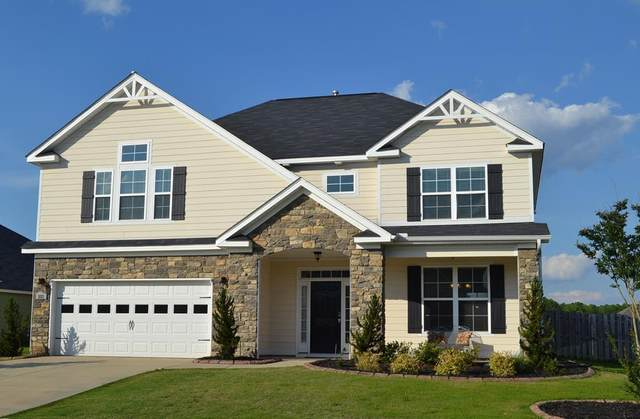 223 Carlow Drive, Grovetown, GA 30813 (MLS #456050) :: RE/MAX River Realty