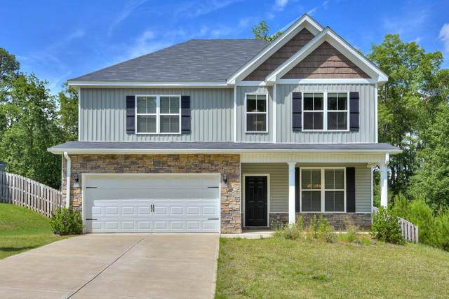 293 Crown Heights Way, Grovetown, GA 30813 (MLS #456060) :: Southeastern Residential