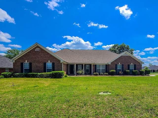 4459 T J Kelly Drive, Hephzibah, GA 30815 (MLS #456061) :: Better Homes and Gardens Real Estate Executive Partners