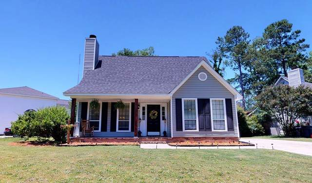 2213 Pleasant Drive, Augusta, GA 30907 (MLS #456072) :: Better Homes and Gardens Real Estate Executive Partners