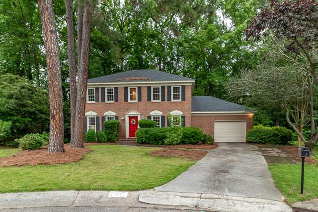 3358 Sugar Mill Road, Augusta, GA 30907 (MLS #456094) :: Better Homes and Gardens Real Estate Executive Partners