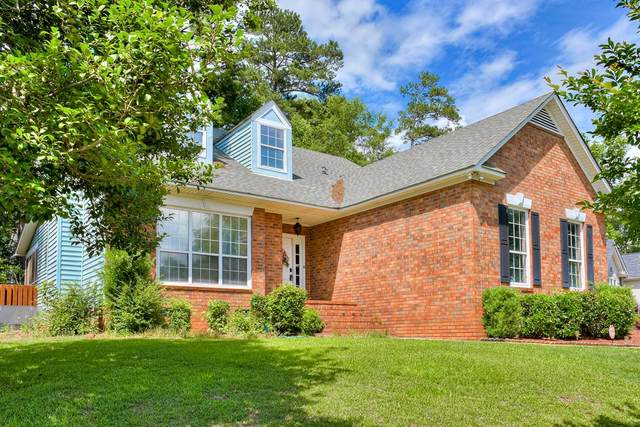 227 Longstreet Crossing, North Augusta, SC 29860 (MLS #456119) :: Southeastern Residential