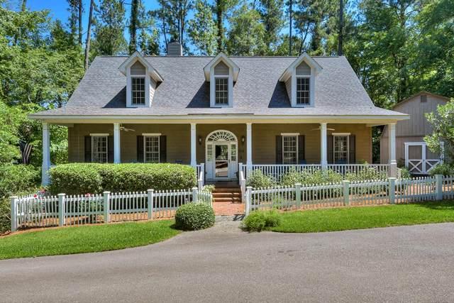 508 Berckman Road, Augusta, GA 30909 (MLS #456127) :: Shannon Rollings Real Estate