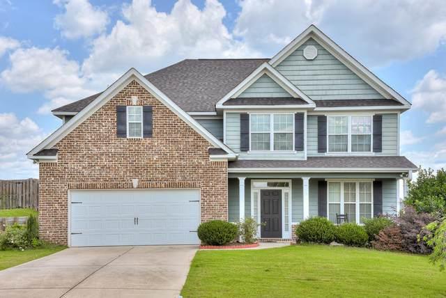 1247 Berkley Hills Pass, Evans, GA 30809 (MLS #456144) :: Southeastern Residential