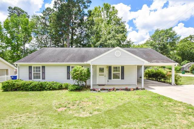 707 Cherry Drive, Aiken, SC 29803 (MLS #456145) :: Southeastern Residential
